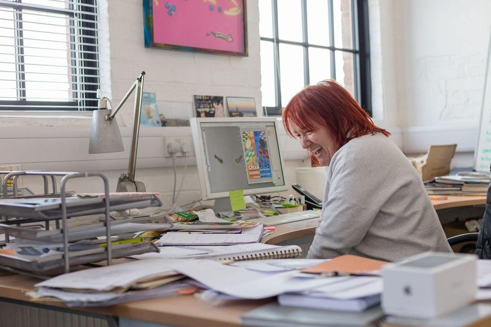 Brigitte Orasinski director of Strange Cargo
